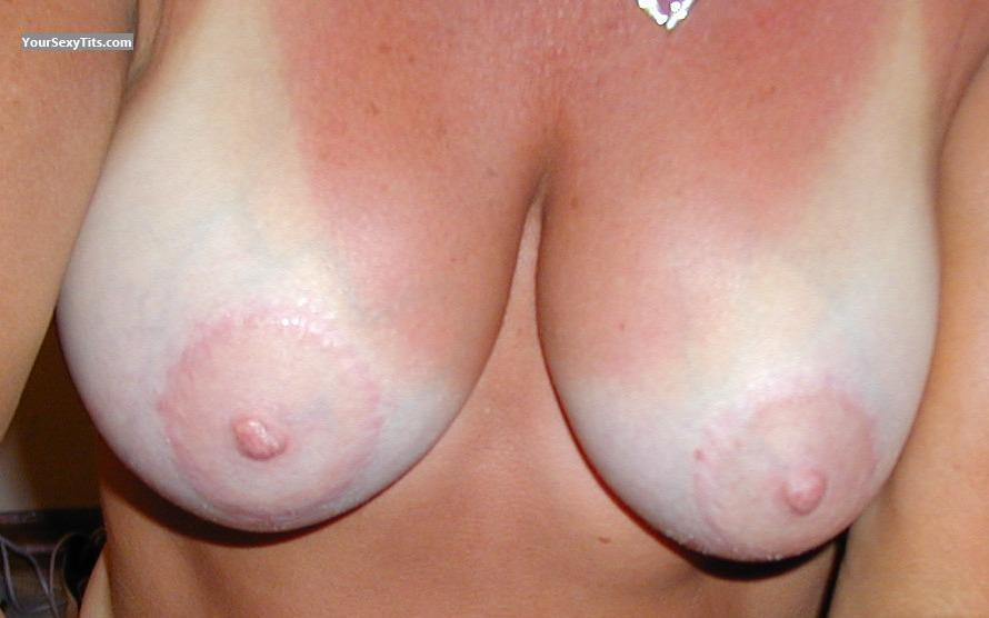 Tit Flash: My Big Tits (Selfie) - Stellar from United States